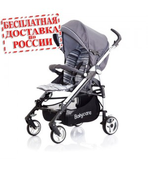 Коляска трость Baby Care GT 4.0 серый