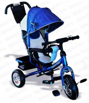 Трехколесный велосипед Faster trike колеса ПВХ
