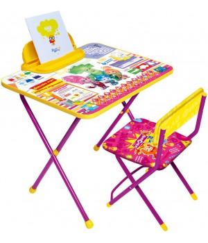 Комплект детской мебели Фиксики (Ф13)