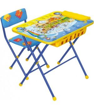 Комплект детской мебели Nika (КУ2П/10)