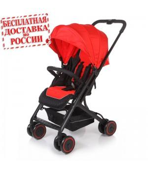 Прогулочная коляска Jetem micro красный