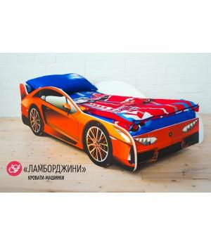 """Детская кровать-машина """"Lamborghini"""""""