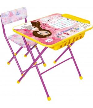 Комплект детской мебели Nika (КУ2П/17)