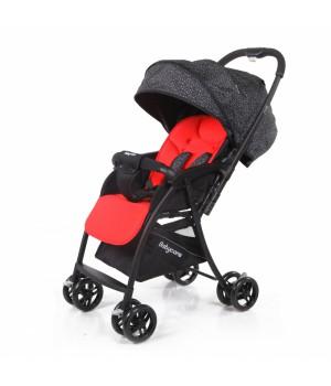 Коляска прогулочная Baby Care Sky красный