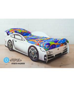 """Детская кровать-машина """"Porsche"""""""