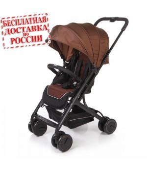 Прогулочная коляска Jetem micro коричневый
