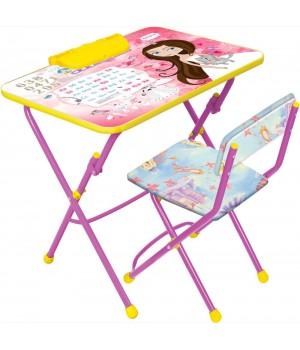 Комплект детской мебели Nika (КУ2/17)
