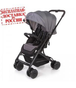 Прогулочная коляска Jetem micro серый