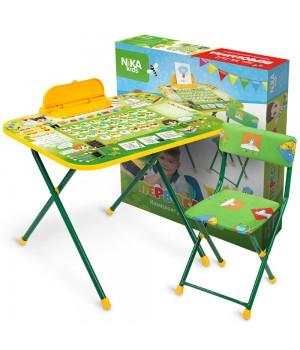 Комплект детской мебели Первоклашка (арт. NK-75/2)