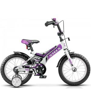 Четырехколесный велосипед Stels JET 12