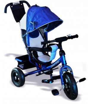 Велосипед Faster Trike с надувными колесами 10/8 дюймов