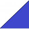 Голубой/белая рама