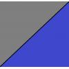 Синий с серым