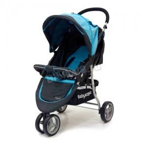 Коляска прогулочная Baby Care Joger Lite (голубой)