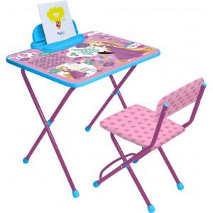 Комплект детской мебели Рапунцель (арт. Д1Р-М)