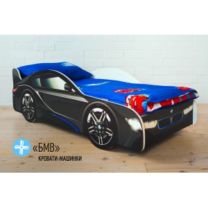 """Детская кровать-машина """"BMW 3"""""""