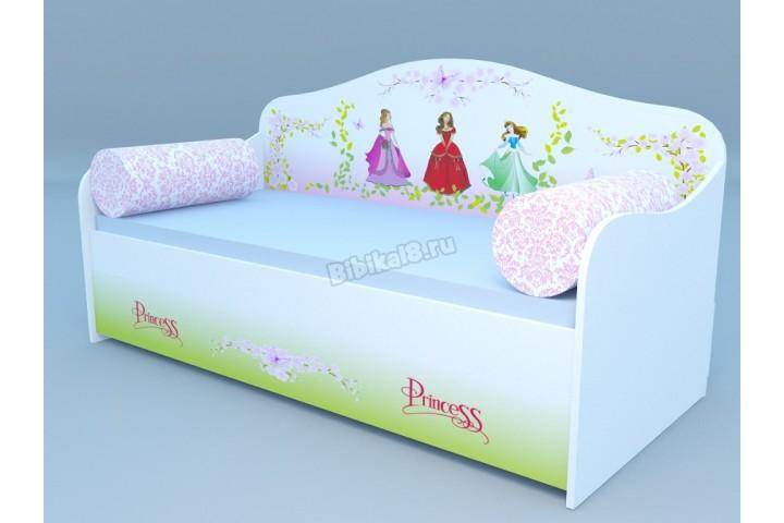 """Детский диван """"Принцессы"""""""