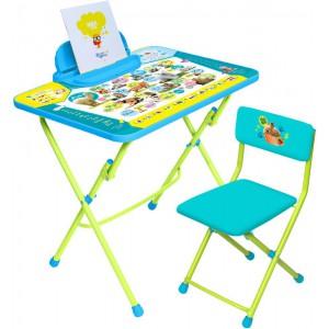 Комплект детской мебели Пушистая азбука (арт. КУ2/ПА)