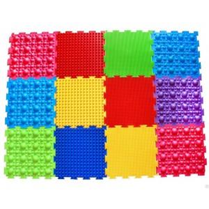 Массажные детские коврики ОРТО 14 шт