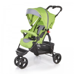 Прогулочная коляска Jetem Mira Lite зеленый
