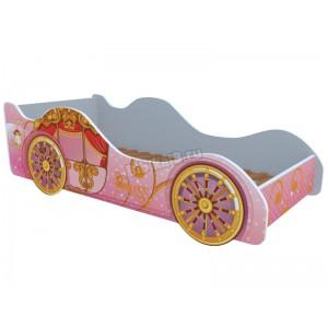 """Детская кровать-машина """"Карета"""""""