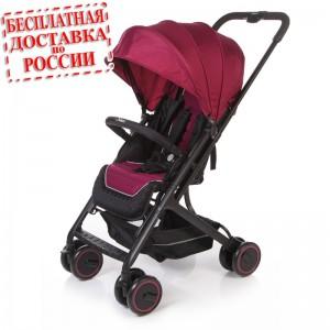 Прогулочная коляска Jetem micro бордовый