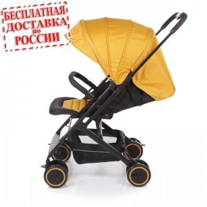 "Прогулочная коляска ""Jetem micro"" желтый"