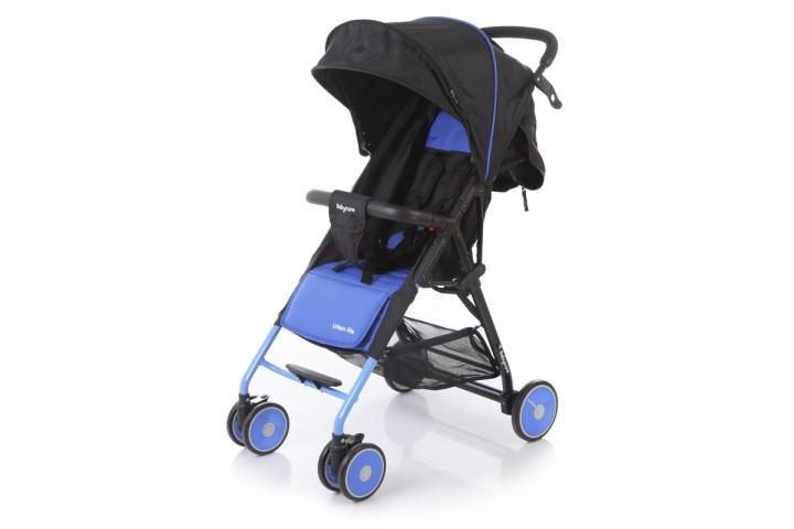 Прогулочная коляска Baby Care Urban Lite синий