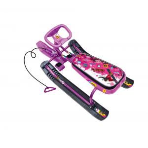 Снегокат Ника Тимка спорт 1 Pink