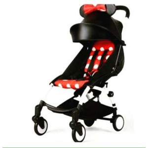 Прогулочная коляска Baby time Эко кожа