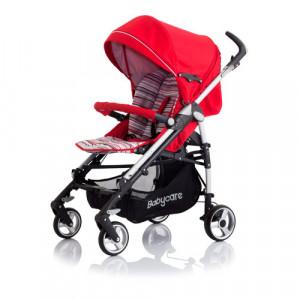 Коляска трость Baby Care GT 4.0 красный
