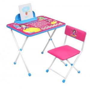Комплект детской мебели Белоснежка (арт. Д1БК-М)