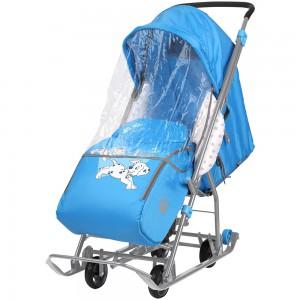 Санки - коляска Ника Disney baby 1