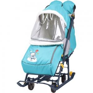 Санки-коляска Наши детки 2