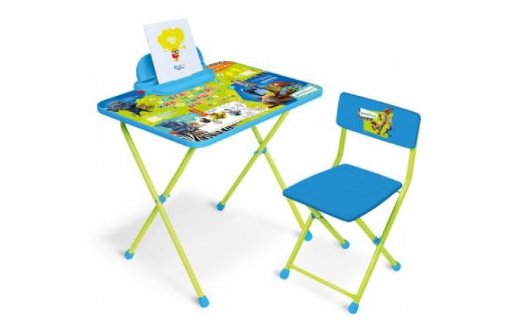 Комплект детской мебели Зверополис (арт. Д2З)