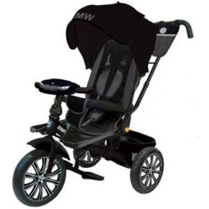 Детский трехколесный велосипед BMW с поворотным сиденьем АРТ. BMW5-M-N1210
