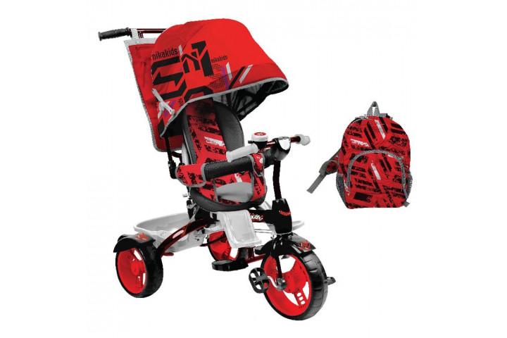 Трехколесный велосипед Nika Kids Joy арт. ВД5