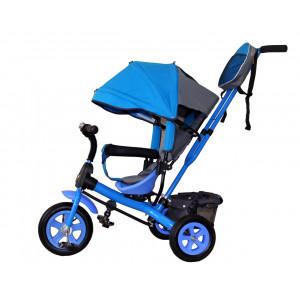 Детский трехколесный велосипед Vivat надувные колеса 10/8 дюймов