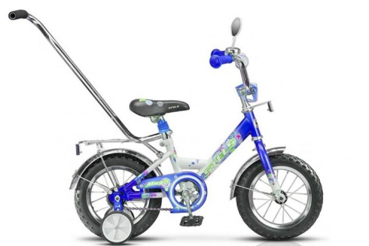 Четырехколесный велосипед Stels magic 14