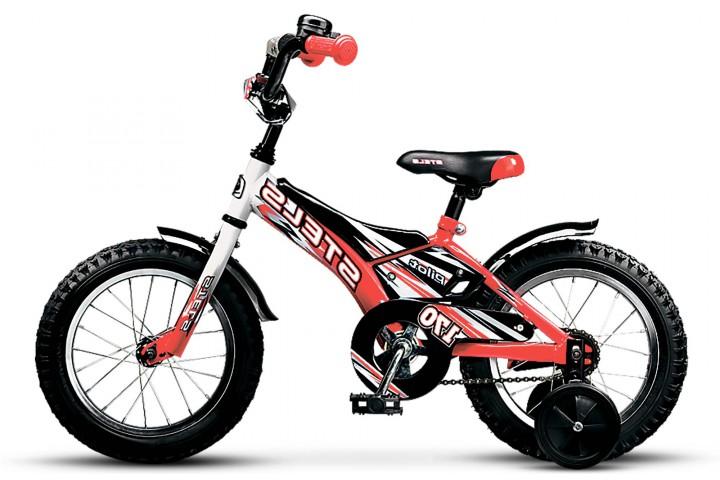 Четырехколесный велосипед Stels Pilot 170