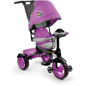 Трехколесный велосипед Nika Kids Joy арт ВД4М